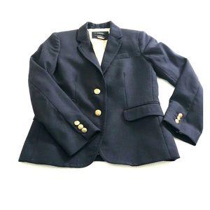 J.CREW Schoolboy Blazer Wool